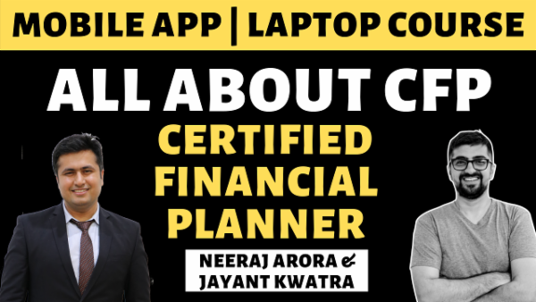 All About CFP (Certified Financial Planner) cover