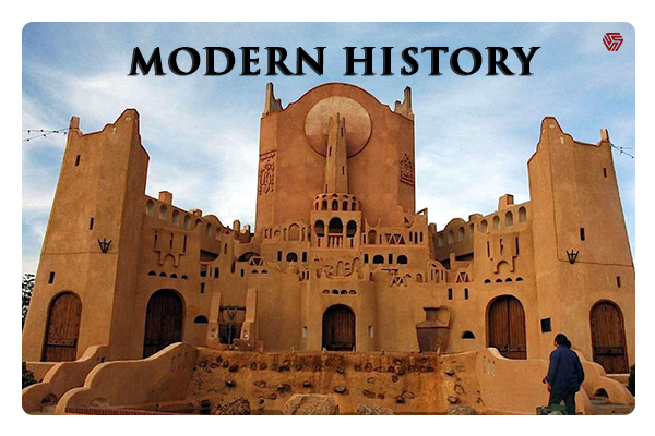 Modern History- For IAS & PCS_ Demo Course cover