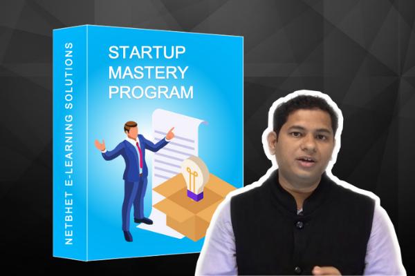 Startup Mastery Program cover