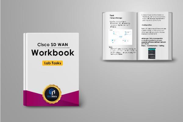UniNets - Cisco SD WAN Workbook cover