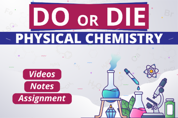 Do or Die Physical chemistry mission 2020 cover