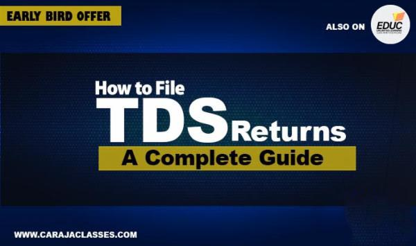 How to File TDS Returns - A Complete Guide cover