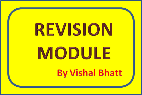 Revision Lectures cover