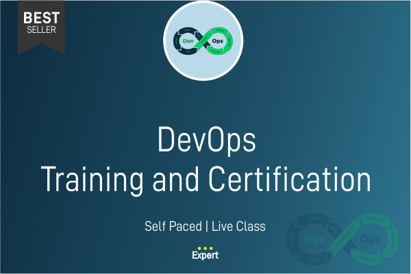DevOps Training and Certification cover