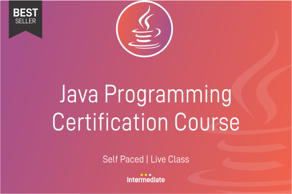 Java Programming Certification Course cover