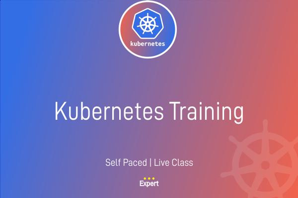 Kubernetes Training cover