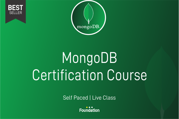 MongoDB Certification Course cover