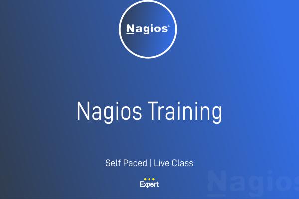 Nagios Training cover