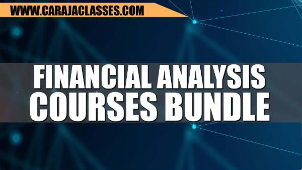 FINANCIAL ANALYSIS COURSES BUNDLE cover