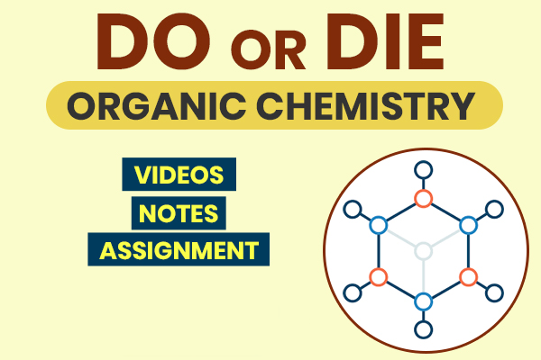 Organic Chemistry Do or Die cover
