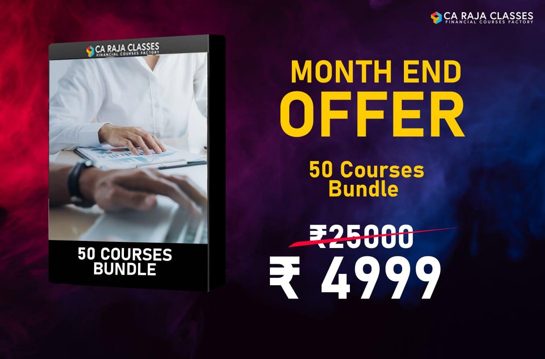 50 Online Courses Bundle cover