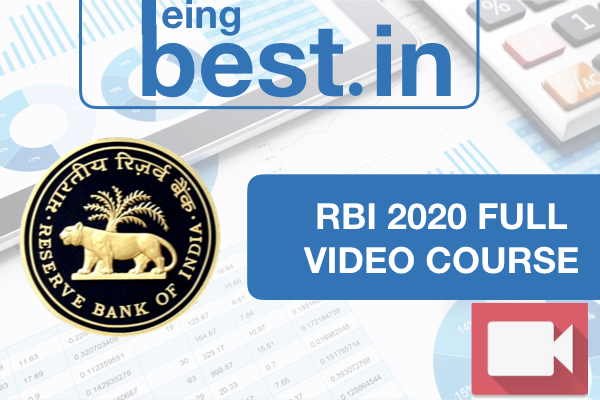 RBI 2020 Full Course Video [Phase 1 + Phase 2] cover