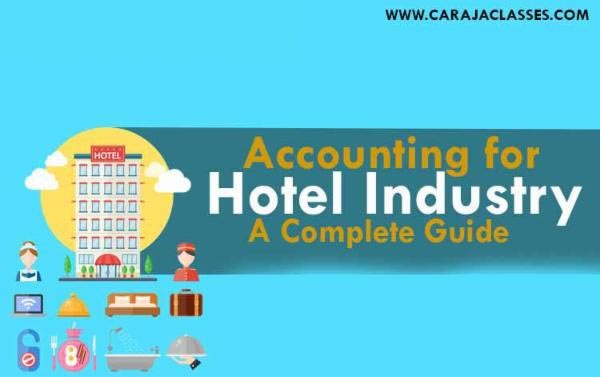 Accounting for Hotel Industry: A complete Guide cover