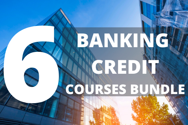 6 Banking Courses Bundle cover
