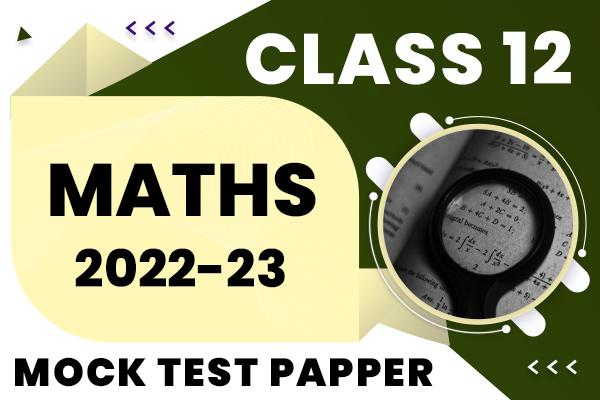 Mathematics Class 12 Sample Papers 2020 | suggested answers and marking Scheme cover