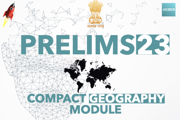 Compact Geography Module cover