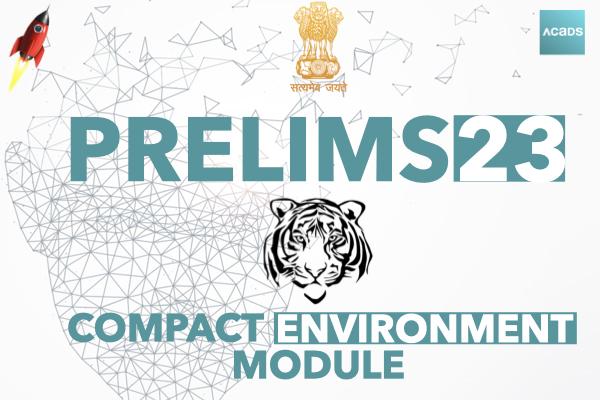 Compact Environment Module cover