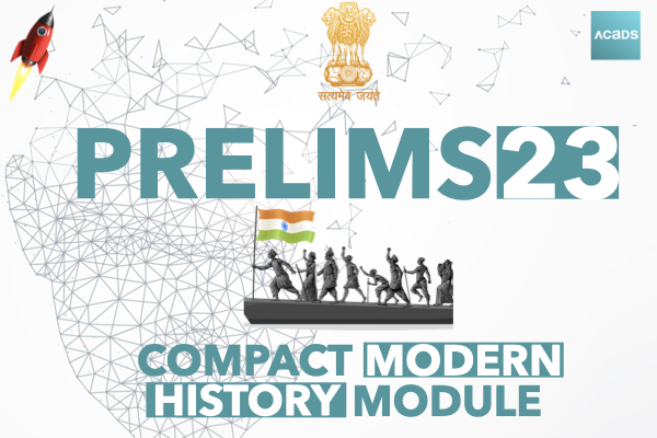 Compact Modern History Module cover