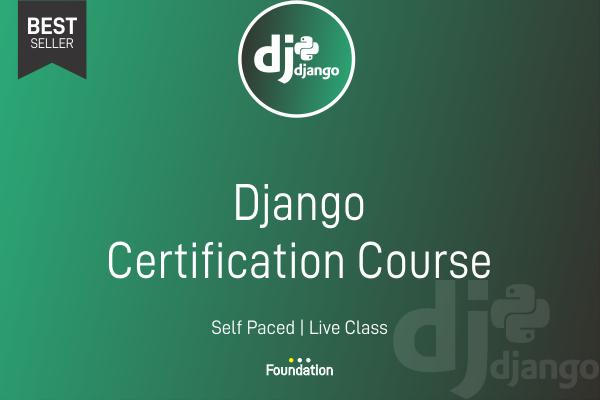Django Certification Training cover
