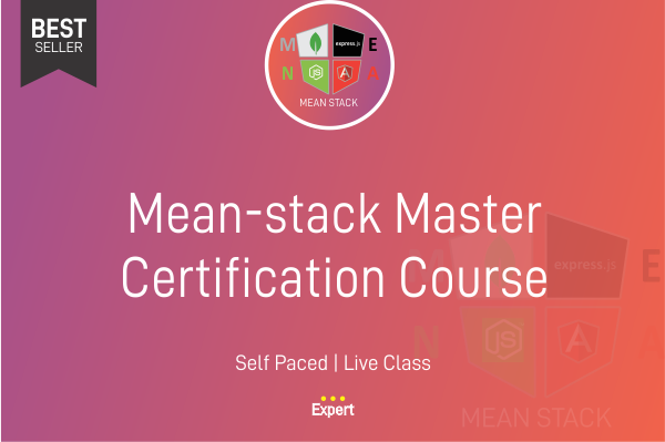 Mean-Stack Crtification Training cover