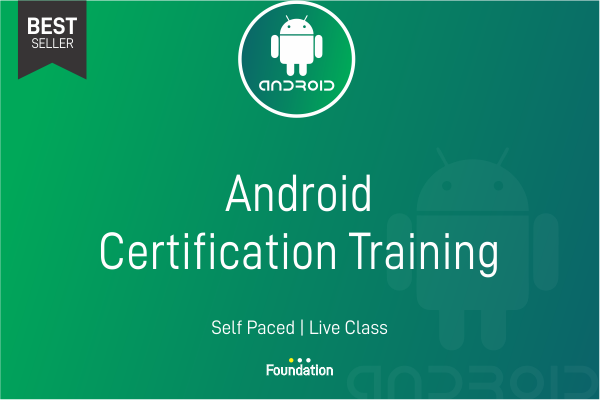 Android Certification Training cover