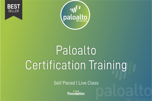 Paloalto Certification Training cover