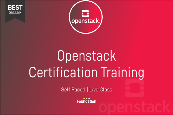 Open Stack Certification Training cover
