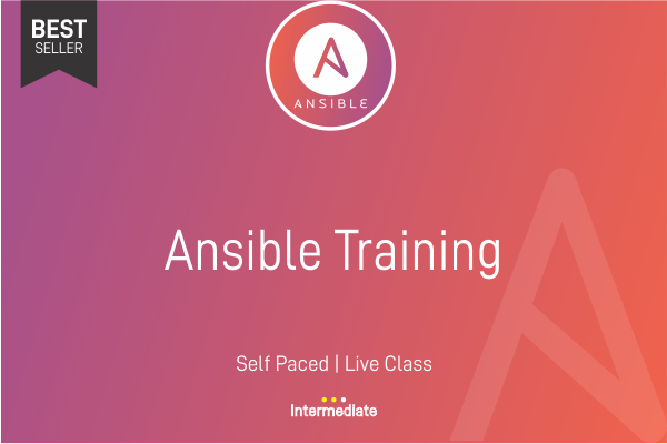 Ansible Certification Training cover