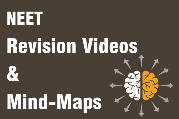 NEET Revision Lectures & Mind Maps cover