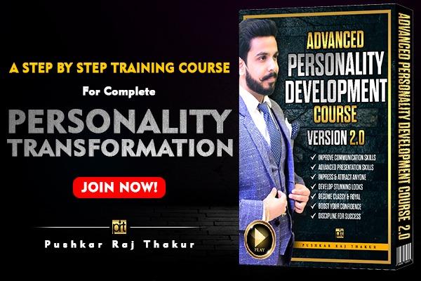 Advanced Personality Development cover