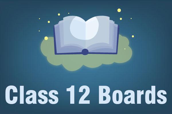 Class 12 Boards cover