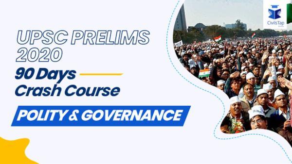 Polity & Governance cover