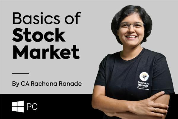 Basics Of Stock Market (For Windows PCs) cover