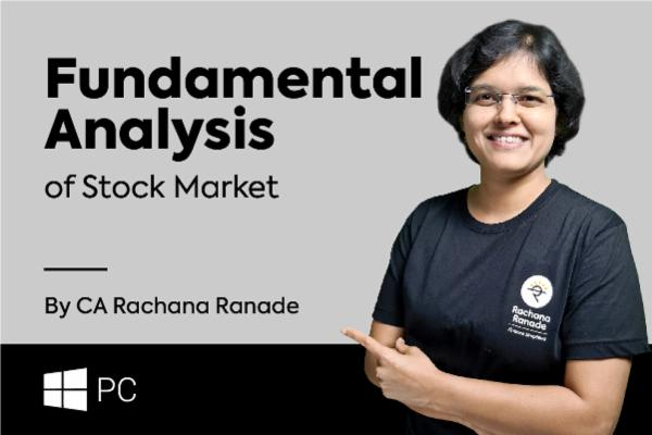 Fundamental Analysis (For Windows PCs) cover