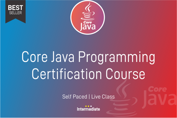 Core Java Programming Certification Course cover
