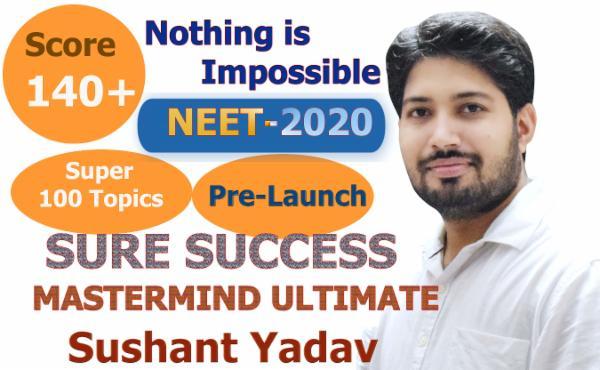 NEET 2020 Physics Crash Course Online- Score 140+ in NEET 2020 cover