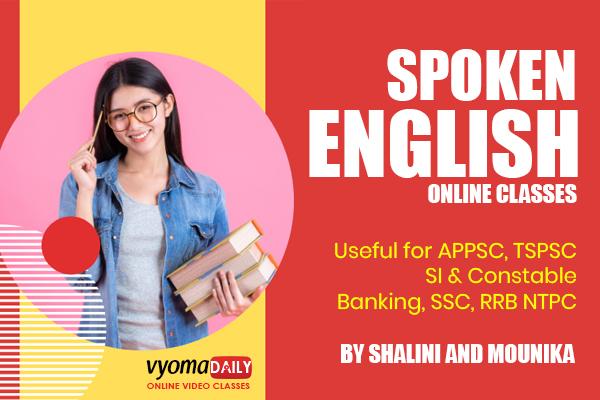 Spoken English online video Classes by Shinenexgen cover