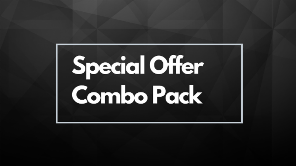 Special Offer - Combo Pack cover