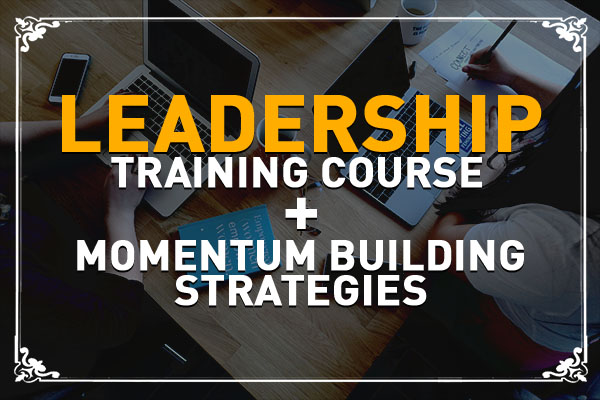 Leadership Training Course cover