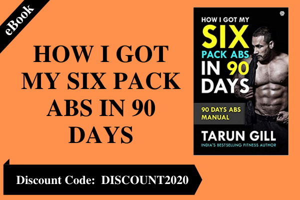How I Got My SIX Pack Abs in 90 Days cover