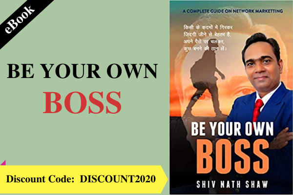 Be Your Own Boss cover