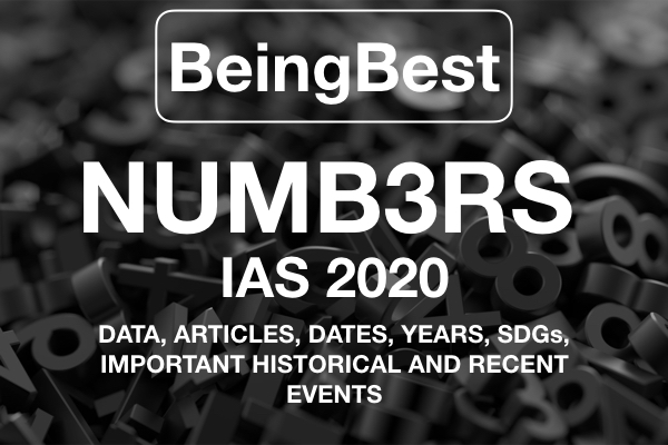 NUMB3RS IAS 2020 cover