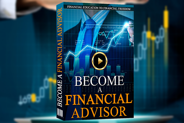 Become A Financial Advisor cover