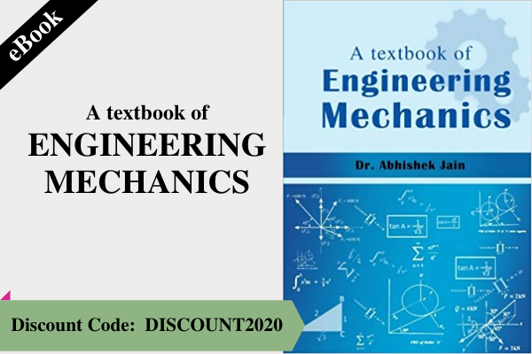 A Textbook of Engineering Mechanics cover