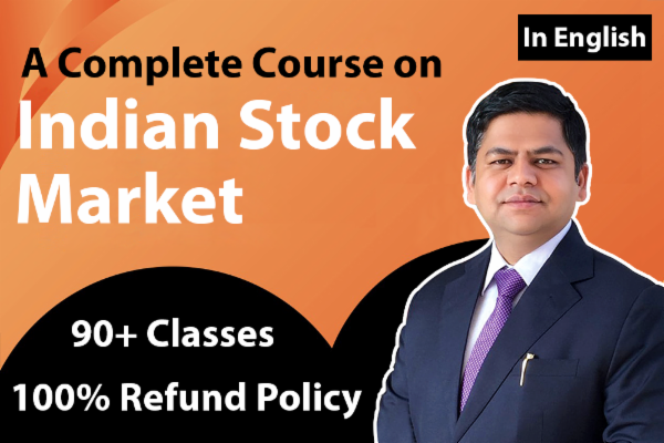 A Complete Course on the Indian Stock Market cover