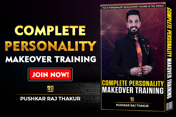 Complete Personality Makeover Training cover