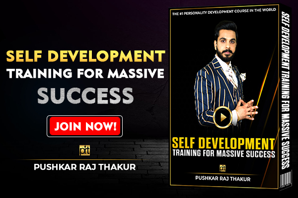 Self Development Training for Massive Success cover