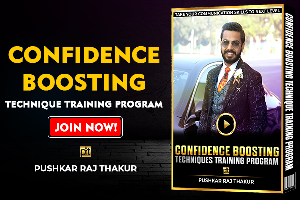 Confidence Boosting Techniques Training Program cover