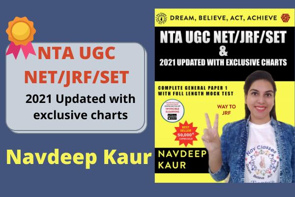 NTA UGC NET/JRF/SET cover
