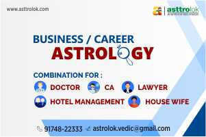 Business & Career Astrology cover